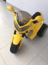 Moto Elétrica Infantil 6V