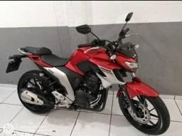 moto yamaha faizer 250 - abs