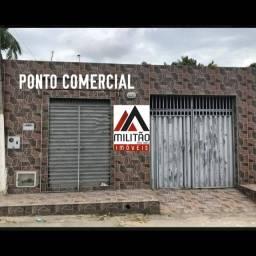 casa em Maracanaú com ponto comercial