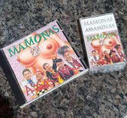 CD e fita mamonas assassinas
