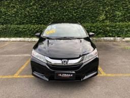 Título do anúncio: Honda City 1.5 LX 2015/2015 - Completo - Automático - Único Dono - GNV