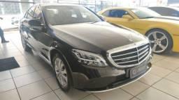 Mercedes-benz c 180 2019 1.6 cgi flex exclusive 9g-tronic
