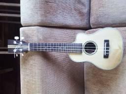 Ukulele jacarandá de luthier
