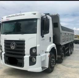 Título do anúncio: Caminhão Caçamba volkswagen