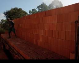 Vendo tijolos de Campos dos Goytacazes diretamente da fábrica faça logo seu pedido?