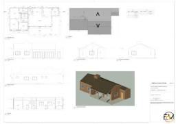 Planta Humanizada Projeto de Arquitetura Engenheiro Civil