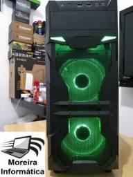 PC Gamer - Ryzen 3 3200G, Vega 8, 16 Gb Ram, Ssd 240 Gb (Novo com 1 ano garantia)