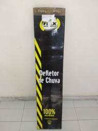 Defletor de chuva Eco Flex automotivo 100% acrilico  120,00