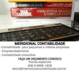 Meridional Contabilidade Maringá / contador