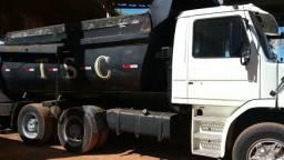 Scania Traçado Caçambao - 1984