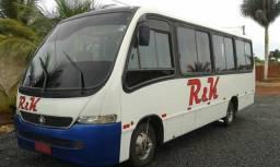 Onibus busscar e micro marcopolo senior - 2002