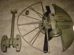 Roçadeira frontal para micro-trator yanmar