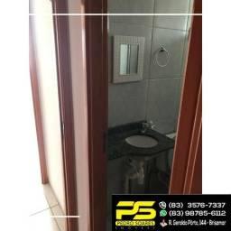 Aptº 1401 ( Oferta ) - Apartamento c/ 3 quartos 1 suíte em Tambaú
