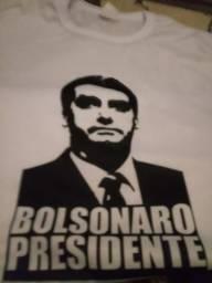 Camisa de Bolsonaro / Sob encomenda
