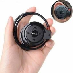 Fone De Ouvido, Mine 503, Bluetooth, Cartão SD, Microfone, Radio só 40R$(novos)