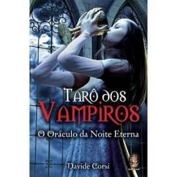 Tarô dos Vampiros O Oráculo da Noite Eterna