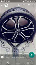 Vendo rodas aro 19 4 furos