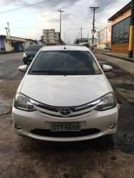 Toyota Etios 14/15 Unico Dono! - 2015