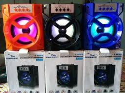 Caixa de Som: Bluetooth , Rádio, Pendrive, e etc. Só 50 R$(Novas) leia o anuncio!