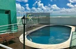Apartamento novo no Jardim Oceania, 2Qrts-s/1suite, amplo, 8º andar, posição sul