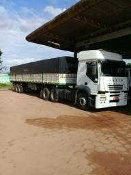 Scania volvo carreta Truk Iveco - 2012