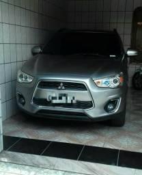Mitsubishi Asx 2.O ADW 4x4 Prata Rodhium 2015/2016 - 2016