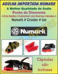 Agulha Importada Groove Tool Ion Crosley Numark Gt St09 Baruki1981