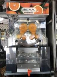 Máquina espremer laranja