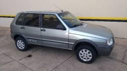 Fiat Uno Completo muito novo - 2012