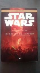 Livro Star Wars/ Herdeiro do Império