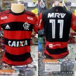 Camisa tradicional do Flamengo GG