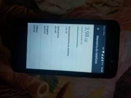 Celular Alcatel pixi 4 semi-novo
