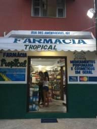 Vende-se Farmácia Tropical (Próximo ao Centro Cultural de Porto Seguro-BA)