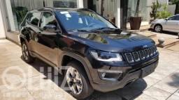 JEEP COMPASS 2019/2019 2.0 16V DIESEL LONGITUDE 4X4 AUTOMÁTICO - 2019
