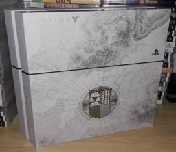 Ps4 2tb Edição Limitada Destiny Rei dos Possuídos Playstation 4 raro