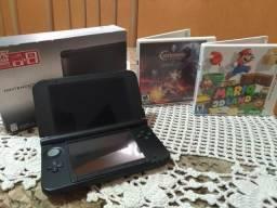 Nintendo 3DS XL com jogos e r4 desbloqueado comprar usado  Lorena