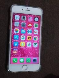 V/ iPhone 6s 16 GB Rosa 1100 reais