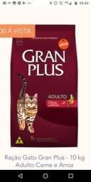 Ração granplus gato 10 kg premium especial ZAP
