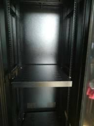 Vendo RACK 32 U + Roteador TPlink t480 load balance + Patch Panel Sohoplus cat 5e comprar usado  Goiânia