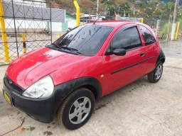 FORD KA 2001/2001 1.0 MPI GL 8V GASOLINA 2P MANUAL - 2001