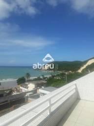 Apartamento à venda com 1 dormitórios em Ponta negra, Natal cod:820680