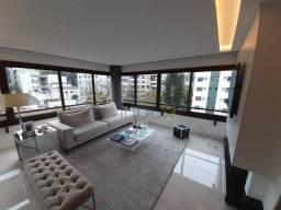 Excelênte apartamento com 2 dormitórios para alugar, 118 m² por r$ 7.500/mês - petrópolis