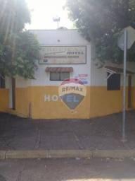 Título do anúncio: Hotel à venda, 400 m² por r$ 550.000,00 - rua porto alegre nº 478 - centro - presidente ep