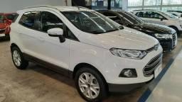 Ford 16/2017 Ford Ecosport titanium completa branca impecável confira? - 2017