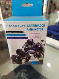 Carregador de celular pra Moto