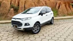 Ford Ecosport 1.6 Freestyle Aut Ú.Dona Branca Completa - 2016