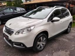 Peugeot 2008 1.6 Griffe 2016 branco perola - 2016