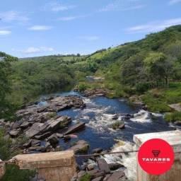 Lindo Terreno no coração da serra do cipó com o rio cipó passando ao fundo - RTM