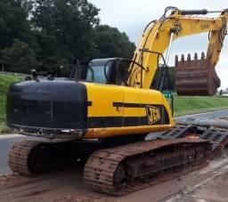 Escavadeira jcb JS200 2009