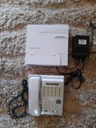 Usado, Central Pabx Intelbras Modulare I + Terminal Inteligente Ti730 Pabx Intelbras comprar usado  Paulínia
